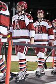 David Valek (Harvard - 22), Patrick McNally (Harvard - 8) - The Union College Dutchmen defeated the Harvard University Crimson 2-0 on Friday, January 13, 2011, at Fenway Park in Boston, Massachusetts.