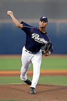 Adys Portillo - AZL Padres (2009 Arizona League) .Photo by:  Bill Mitchell/Four Seam Images..