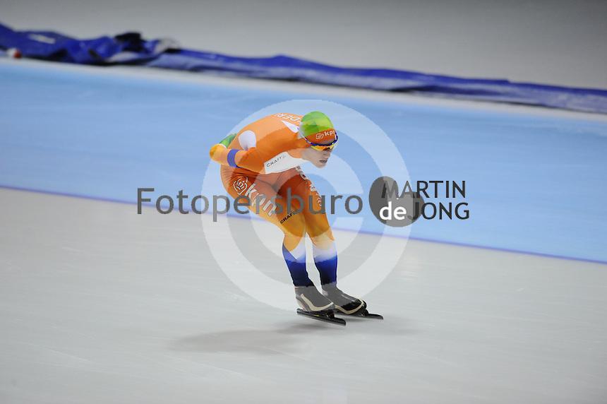 SCHAATSEN: JONG ORANJE: 2012, ©foto Martin de Jong