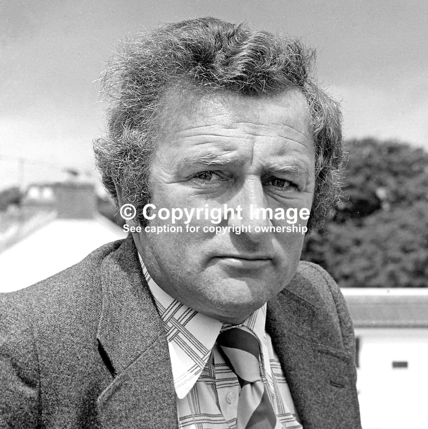 Jim White, Ballyshannon, Co Donegal, Rep of Ireland, TD, Fine Gael, 197805000178JW1.<br />