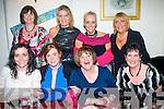 Staff from Hannon's Fashion store, Castleisland enjoying their Christmas party in Cassidy's restaurant, Abbey Sq, Tralee were (seated) L-R Susan Hannon, Larraine Griffin, Breda Counihan & Eileen Doran (back) L-R Margaret O'Sullivan, Lorna Keane, Jill Hannon and Tess Wrenn.