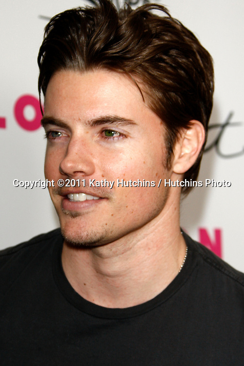 LOS ANGELES - MAR 24:  Josh Henderson arriving at the Nylon Magazine 12th Anniversary Issue Party at Tru Hollywood on March 24, 2011 in Los Angeles, CA