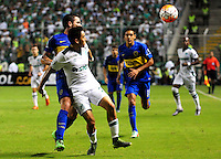Deportivo Cali (COL) vs Boca Juniors (ARG), 24-02-2016. CL_2016