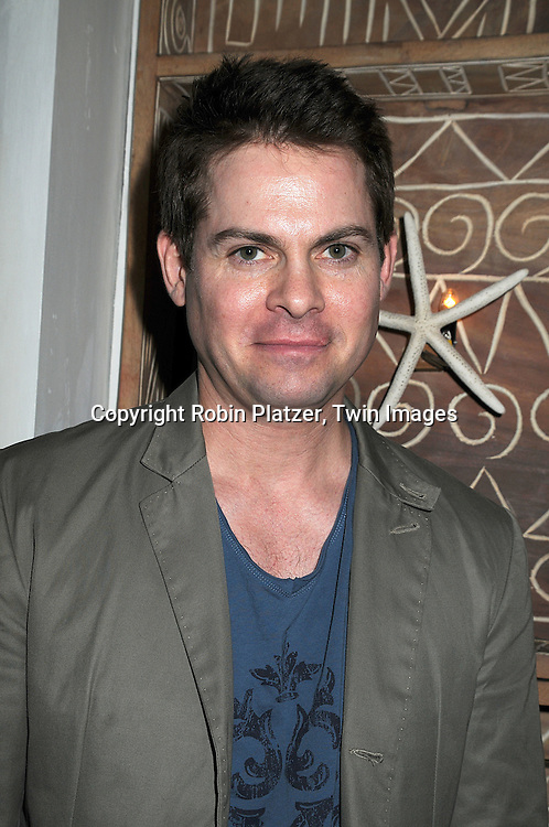 Trent Dawson.at The 19th Annual Marcia Tovsky Pre-Daytime Emmy Party on June 11, 2008 at Nikki Midtown in New York City. ..Robin Platzer, Twin Images