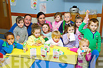Pictured at Cheerio's Pyjamas day at Shanakill Youth Centre, on Thursday last were l-r: Eamon Kirby, Michelle McDonagh, Karen O'Connor (minder) Ciara O'Sullivan, Mary Hanafin (minder) Candice Moroney, Corey Boylan, Lily Brosnan, Mikey Burke, Abbey Russell, Leah Culloty, Tori Munser and Jamie Casey..