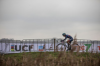 Evie Richards (GBR) new world Champion women U23.<br /> <br /> Women U23 Race<br /> UCI CX Worlds 2018<br /> Valkenburg - The Netherlands