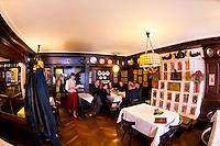 Restaurant Oberkirch on Munsterplatz, Freiburg, Baden-Württemberg, Germany