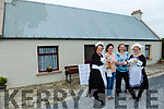 Vintage Afternoon Tea in aid of Kerry Parents & Friends Association who care for adults with intellectual disabilities at the Old Cottage, Station Road, East Commons on Sunday. Pictured l-r Philomena Stack, Sinead O'Connor, Terri O'Brien and Josephine O'Riordan