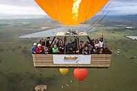20131122 November 22 Hot Air Balloon Gold Coast