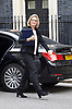 Cabinet meeting arrivals <br /> 10 Downing Street London Great Britain <br /> 25th October 2016 <br /> <br /> The Rt Hon<br /> Amber Rudd MP<br /> Secretary of State for the Home Department<br /> <br /> <br /> Photograph by Elliott Franks <br /> Image licensed to Elliott Franks Photography Services