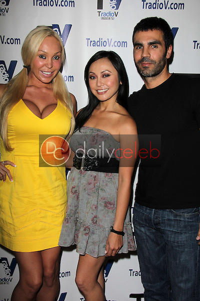 Mary Carey, Christine Nguyen, Ojani Noa<br />