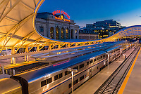 USA-Colorado-Denver-Union Station