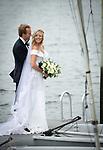 Brit and Albert's September Wedding<br /> New York Athletic Club<br /> Travers Island, Pelham, NY
