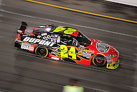 May 2, 2009; Richmond, VA, USA; NASCAR Sprint Cup Series driver Jeff Gordon during the Russ Friedman 400 at the Richmond International Raceway. Mandatory Credit: Mark J. Rebilas-