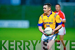 Enda Galvin (Feale Rangers) v Dingle, at Austin Stack park, Tralee in The Garvey's Supervalue Senior Football Chamionship Quarter Finals.