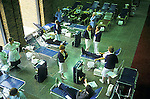 Volunteer blood donor clinic
