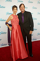 "ST. PAUL, MN JULY 16:  Kevin Sorbo and Sam Sorbo pose on the red carpet at the Starkey Hearing Foundation ""So The World May Hear Awards Gala"" on July 16, 2017 in St. Paul, Minnesota. Credit: Tony Nelson/Mediapunch"
