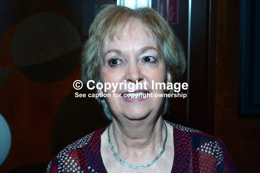 Dr Jacqueline Mitton, Royal Astronomical Society, UK, lecturer, Queen Mary 2, voyage, May 2013, 201305062400<br /> <br /> Copyright Image from Victor Patterson, 54 Dorchester Park, Belfast, UK, BT9 6RJ<br /> <br /> Tel: +44 28 9066 1296<br /> Mob: +44 7802 353836<br /> Voicemail +44 20 8816 7153<br /> Skype: victorpattersonbelfast<br /> Email: victorpatterson@me.com<br /> Email: victorpatterson@ireland.com (back-up)<br /> <br /> IMPORTANT: If you wish to use this image or any other of my images please go to www.victorpatterson.com and click on the Terms &amp; Conditions. Then contact me by email or phone with the reference number(s) of the image(s) concerned.