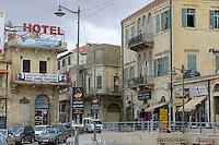 LEBANON Baalbek in Beqaa valley, old town / LIBANON Baalbek in der Bekaa Ebene, Altstadt