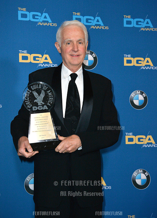 Jim Tanker at the 70th Annual Directors Guild Awards at the Beverly Hilton Hotel, Beverly Hills, USA 03 Feb. 2018<br /> Picture: Paul Smith/Featureflash/SilverHub 0208 004 5359 sales@silverhubmedia.com