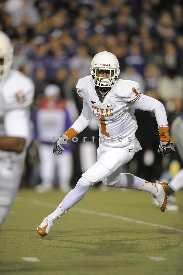 Mike Davis(1) / Texas Longhorns