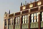 Historic Convention Hall on the boardwalk  in Asbury Park,  New Jersey. Photo By Bill Denver/EQUI-PHOTO