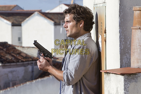 HENRY CAVILL.in The Cold Light of Day (2012) .*Filmstill - Editorial Use Only*.CAP/FB.Supplied by Capital Pictures.