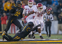 HAWGS ILLUSTRATED JASON IVESTER<br /> Arkansas vs Missouri on Friday, Nov. 25, 2016, at Faurot Field in Columbia, Mo.