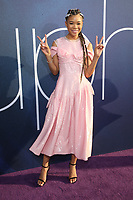 LOS ANGELES, CA - JUNE 4: Storm Reid at the Los Angeles Premiere of HBO's Euphoria at the Cinerama Dome in Los Angeles, California on June 4, 2019. <br /> CAP/MPIFS<br /> ©MPIFS/Capital Pictures