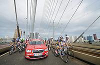 start in Rotterdam<br /> <br /> 2nd World Ports Classic 2013<br /> stage 2: Rotterdam  (NLD) - Antwerpen (BEL)<br /> 191km