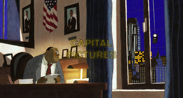 Phantom Boy (2015) <br /> *Filmstill - Editorial Use Only*<br /> CAP/KFS<br /> Image supplied by Capital Pictures