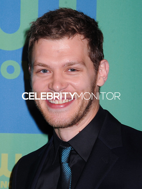 NEW YORK CITY, NY, USA - MAY 15: Joseph Morgan at The CW Network's 2014 Upfront held at The London Hotel on May 15, 2014 in New York City, New York, United States. (Photo by Celebrity Monitor)