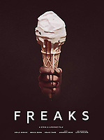 FREAKS (2018)<br /> POSTER<br /> *Filmstill - Editorial Use Only*<br /> CAP/FB<br /> Image supplied by Capital Pictures