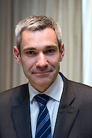 Pierre-Yves POIRIER, Partner, Edmond de Rothschild Investment Partners at Shanghai / Paris Europlace Financial Forum, in Shanghai, China, on December 1, 2010. Photo by Lucas Schifres/Pictobank