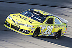 Sprint Cup Series driver Matt Kenseth (20) in action during the Nascar Sprint Cup Series Duck Commander 500 practice at Texas Motor Speedway in Fort Worth,Texas.