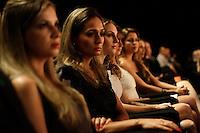 SÃO PAULO, 22 DE FEVEREIRO DE 2013 - AGENDA GERALDO  ALCKMIN - Os Novos Defensores Públicos durante  a posse que  aconteceu no Auditório Simón Bolivar do Memorial da América Latina, na tarde desta sexta-feira(22), zona oeste da capital - (FOTO: LOLA OLIVEIRA//BRAZIL PHOTO PRESS)