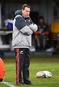 14th September 2017, Alexandra Park, Auckland, New Zealand; New Zealand Rugby Training Session;  Coach Steve Hansen