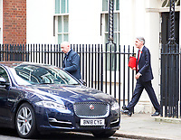 LONDON, UNITED KINGDOM - NOVEMBER 06: Chancellor of the Exchequer Philip Hammond at a Cabinet meeting at 10 Downing Street in central London. November 06, 2018 in London, England. <br /> CAP/GOL<br /> &copy;GOL/Capital Pictures