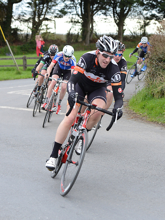 Peter Bidwell Memorial Cycle 2014 at Donore near Drogheda. Photo:Colin Bell/pressphotos.ie