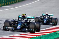 5th July 2020; Red Bull Ring, Spielberg Austria; F1 Grand Prix of Austria, Race Day;  77 Valtteri Bottas FIN, Mercedes-AMG Petronas Formula One Team, Spielberg Austria