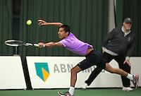 20-01-13, Tennis, Rotterdam, Wildcard for qualification ABNAMROWTT,  Fabian van der Lans wint wildcard