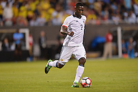 Chicago, IL - Wednesday June 22, 2016: Cristian Zapata during a Copa America Centenario semifinal match between Colombia (COL) and Chile (CHI) at Soldier Field.