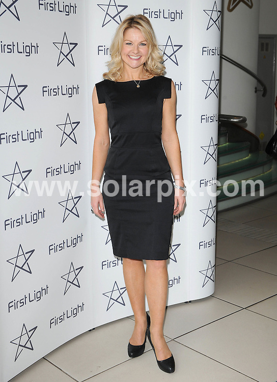 **ALL ROUND PICTURES FROM SOLARPIX.COM**                                             **WORLDWIDE SYNDICATION RIGHTS**                                                                                  Caption:  The First Light Movie Awards at Odeon Leicester square in London.                                                                             ..This pic:  Sarah Hadland                                                                                            ..JOB REF:12975        SSD       DATE: 15.03.2011                                                           **MUST CREDIT SOLARPIX.COM OR DOUBLE FEE WILL BE CHARGED**                                                                      **MUST AGREE FEE BEFORE ONLINE USAGE**                               **CALL US ON: +34 952 811 768 or LOW RATE FROM UK 0844 617 7637**