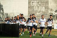 SAO PAULO, SP 12 MAIO 2013 - TREINO CORINTHIANS - O jogador do Corinthians, treinou na tarde de hoje, 20, no Ct. Dr. Joaquim Grava, na zona leste de São Paulo. FOTO: PAULO FISCHER/BRAZIL PHOTO PRESS