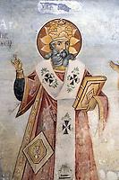 BG51478.JPG BULGARIA, BATCHKOVO MONASTERY, CHURCH OF SVETA-BOGORODITSA , 1604, frescoes