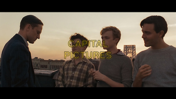 Ben Foster, Daniel Radcliffe, Jack Huston, Dane DeHaan<br /> in Kill Your Darlings (2013) <br /> *Filmstill - Editorial Use Only*<br /> CAP/FB<br /> Image supplied by Capital Pictures