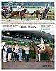 Aloha Hayley winning at Delaware Park on 9/6/06