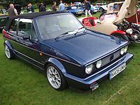 Volkswagen Golf MkI Convertible - 1992