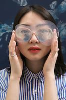 Mirka Janeckova, Glass Glasses, 2016