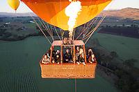 20160828 August 28 Hot Air Balloon Gold Coast